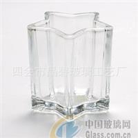 高品质玻璃烛杯 玻璃烛杯