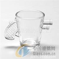 创意型玻璃烛杯 玻璃烛杯
