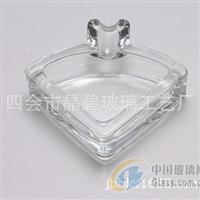 玻璃烟灰 水晶烟灰缸