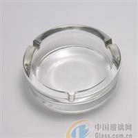 水晶烟灰缸水晶烟缸 玻璃烟缸