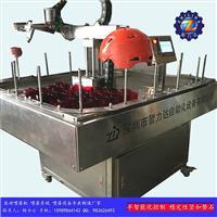 供應玻璃工藝品自動噴漆機械設備