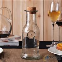 透明冰桔茶瓶 果汁瓶