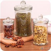 玻璃茶叶罐密封罐食品储物罐子