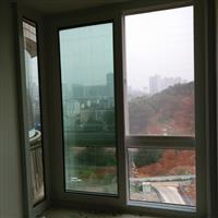 专业湘潭隔音玻璃门窗定制 隔音玻璃封阳台