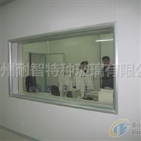 防辐射玻璃 医用防辐射钳玻璃
