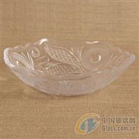 玻璃制品玻璃盘子玻璃碟子
