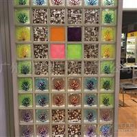 装饰玻璃砖 酒店艺术玻璃砖