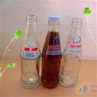 饮料汽水瓶豆奶玻璃冷饮瓶加厚