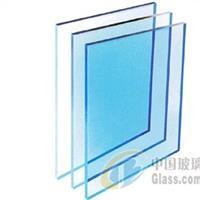 蓝色原片玻璃