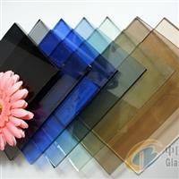 供应各种彩色玻璃有色玻璃原片