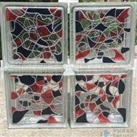 玻璃砖 空心艺术花纹玻璃砖