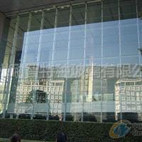 超大超长玻璃 超大钢化建筑玻璃