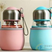 北京玻璃瓶密封罐茶叶罐