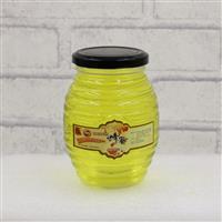 螺纹蜂蜜瓶铁盖螺丝大肚蜂蜜瓶