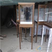 卡地亚不锈钢珠宝玻璃展示柜
