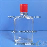 玻璃瓶厂家,供应玻璃劲酒瓶