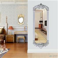 欧式悬挂穿衣镜全身壁挂试衣镜
