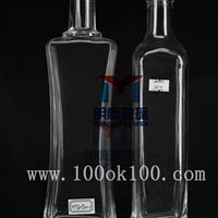 茶籽油瓶 油瓶 油脂瓶子  植物油玻璃瓶