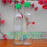 徐州玻璃瓶厂家供应玻璃橄榄油瓶瓶