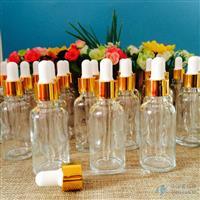 30ml透明精油瓶化妆品瓶