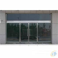 开发区维修钢化玻璃门维修无框门
