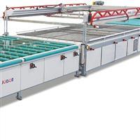 全自动玻璃丝网印刷机
