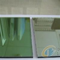 3-8mm深绿/翡翠绿镀膜玻璃
