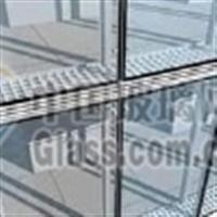 广州外墙玻璃开窗 外墙悬空开窗