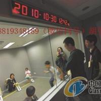 供应互动教室玻璃 单面可视玻璃