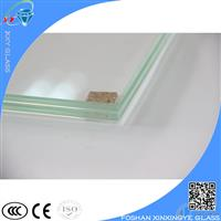 新兴业夹胶玻璃/建筑钢化玻璃