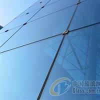 供应钢化幕墙玻璃厂家价格