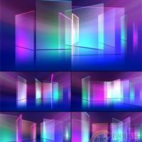 南京浩辉幻彩玻璃发光玻璃