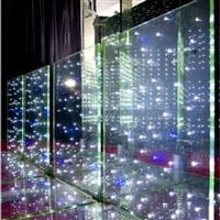 护栏发光玻璃