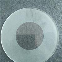 环砂玻璃/磨砂玻璃供应