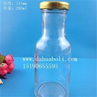 200ml果汁饮料瓶