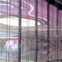 LED透明屏 建筑玻璃