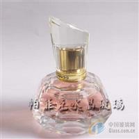 精白料玻璃香水瓶厂家生产定制