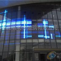LED透明屏玻璃LED显示屏