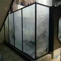 ktv艺术玻璃供应