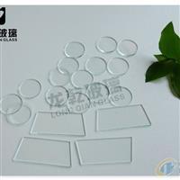 厂家定制超薄玻璃片各种规格