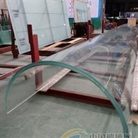 超弯夹胶玻璃