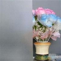 专业生产透明压花玻璃-布纹