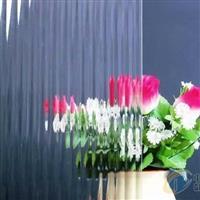 专业生产透明压花玻璃-长虹