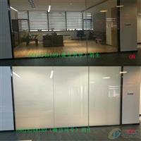 智能调光玻璃 通电透明玻璃