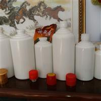 供乳白料玻璃酒瓶、鲜奶瓶酸奶瓶