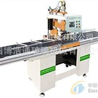 400型全自動玻璃劃圓切割機