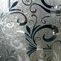 贵州烤漆冰花玻璃