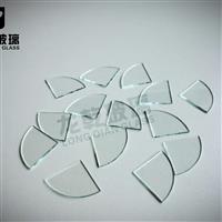 定制3.2mm超白浮法玻璃改切