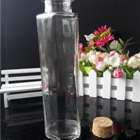 350毫升六棱泡茶玻璃瓶