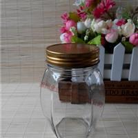 供应1斤装密封玻璃瓶储物罐